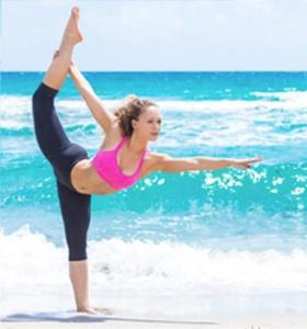 Miami's Personal Trainer Anna Veretennikova