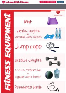 12-Week Fitness Program for Beginners